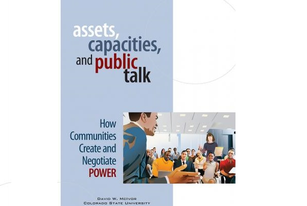 Assets, Capacities, and Public Talk Book Cover